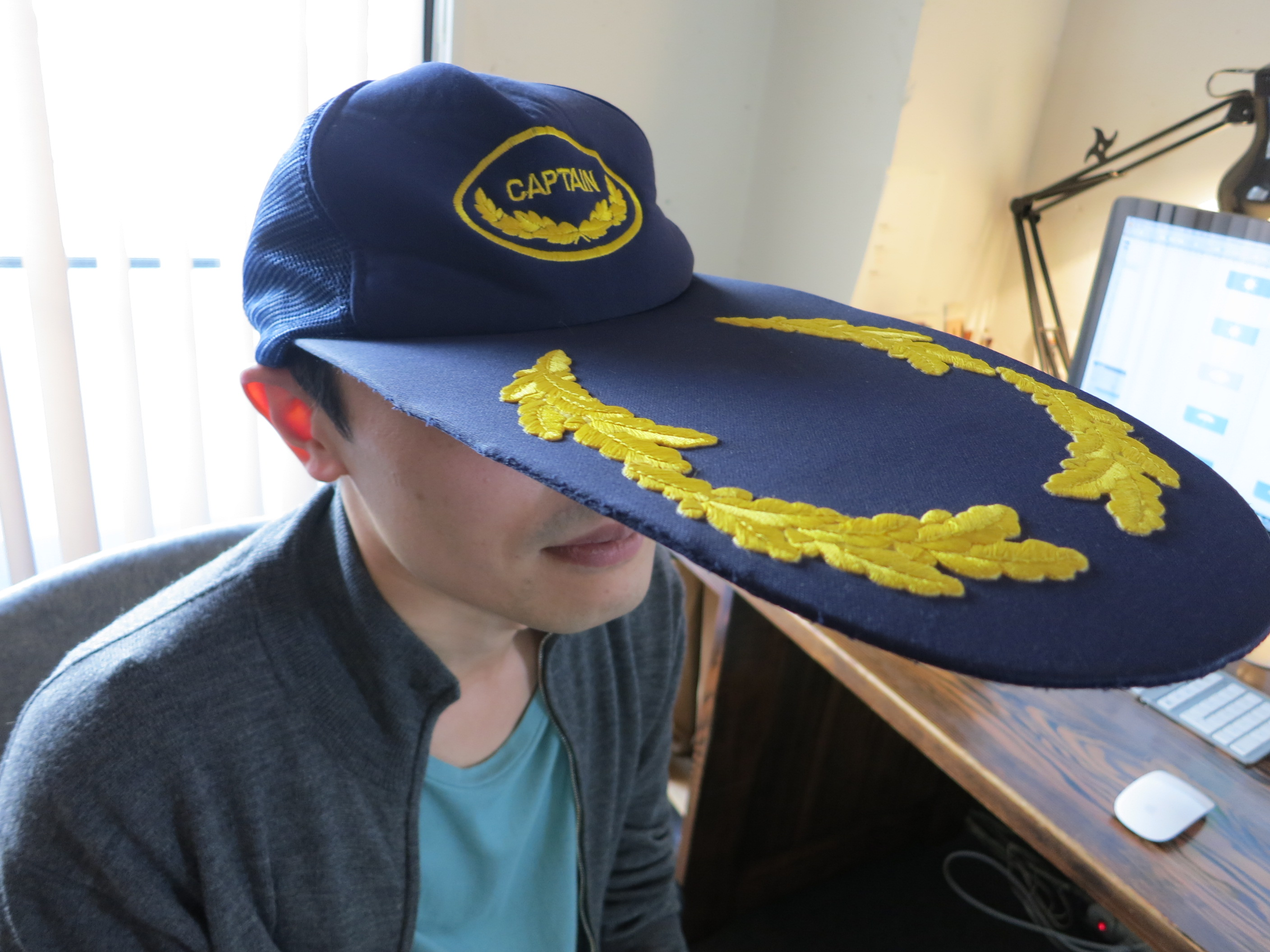 What kind of hat to wear   f8e4d4feae9