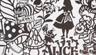 eredie work: RMK<br />Alice in Wonderland
