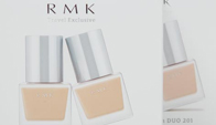 eredie work: RMK<br />Liquid Foundation&Make Up Base Package For Duty Free Shop