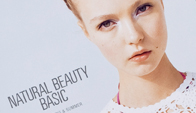 eredie work: NATURAL BEAUTY BASIC Catalog