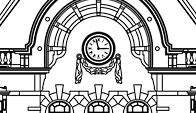 eredie work: 東京駅丸の内駅舎ライトアップ<br />パンフレット