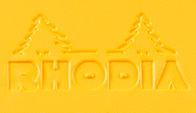 eredie work: Japio × RHODIA11 Incolor<br/>for Patent Information Fair&Conference