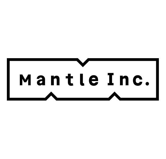 eredie work: Mantle Inc. Logo Mark Design