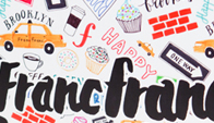 eredie work: Francfranc<br />Happy Box