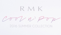 eredie work: RMK<br />'16 Summer Press Release