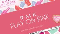 eredie work: RMK<br />PLAY ON PINK COPURI FRAME